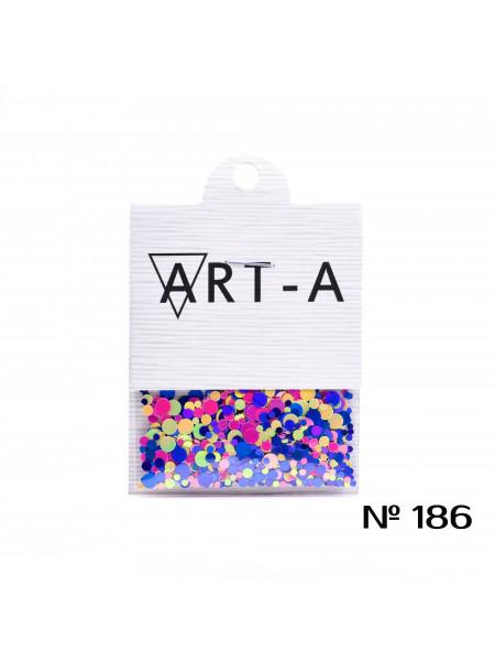 Камифубуки для дизайна ногтей №186