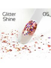Глиттер для ногтей Shine Art-A 05 1гр